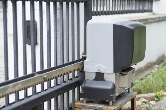 Dépannage de système de motorisation de portail en aluminium Dijon