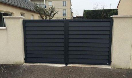 Pose de portail automatique Dijon