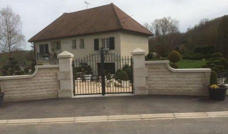 Clôture Dijon